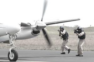 U.S. CBP Aviation Enforcement Agents