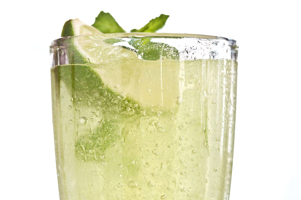 Jameson's Irish Tea Party Cocktail