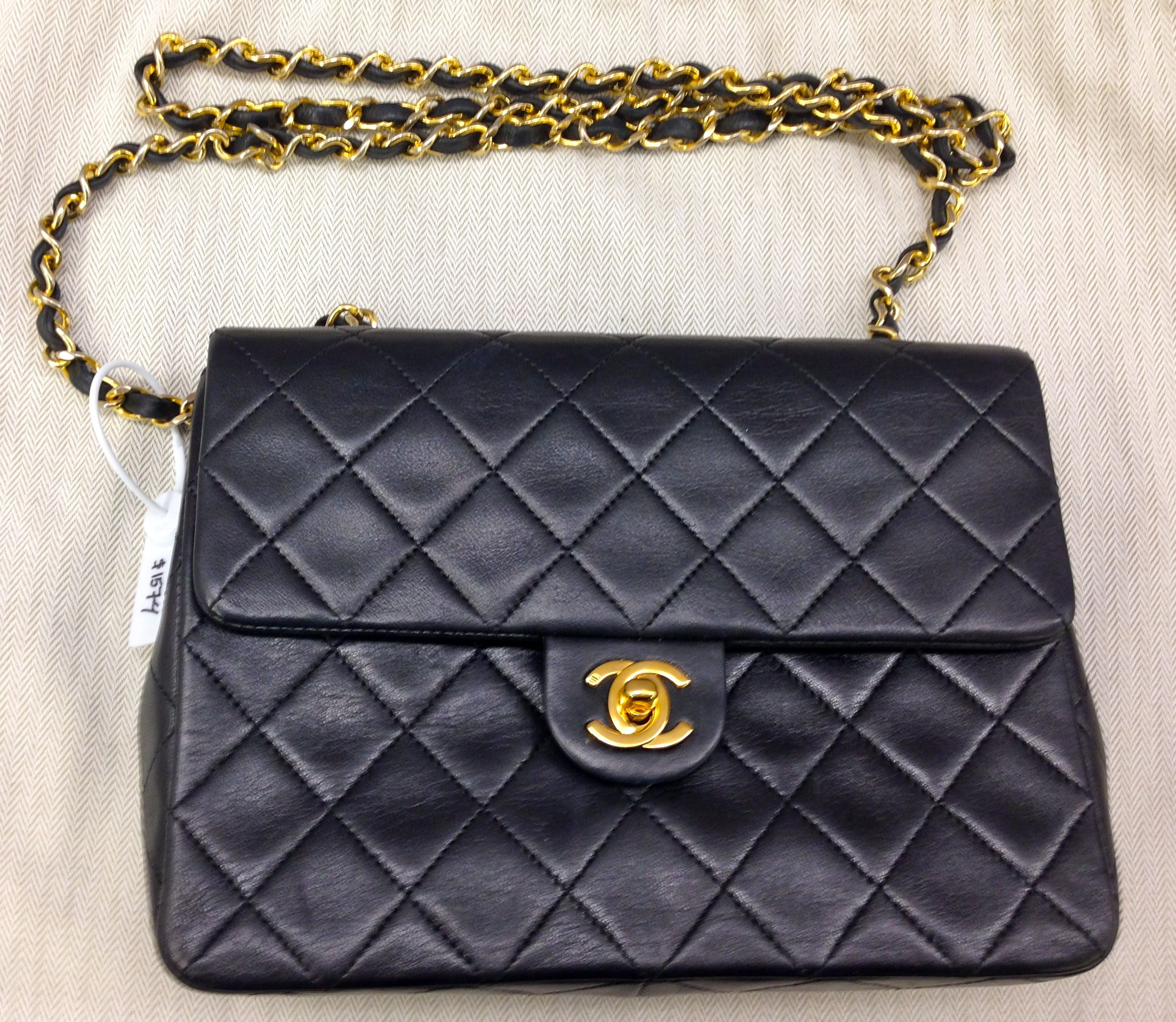Chanel Handbags: How to Tell if It's Real or Fake