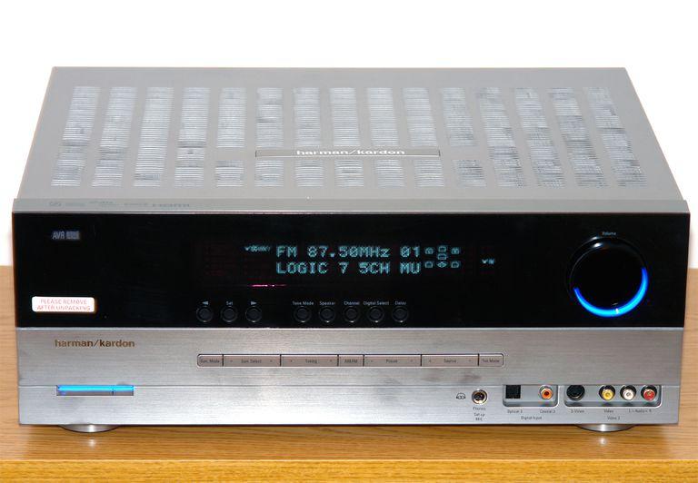Harman Kardon AVR147 5.1 Channel Home Theater Receiver