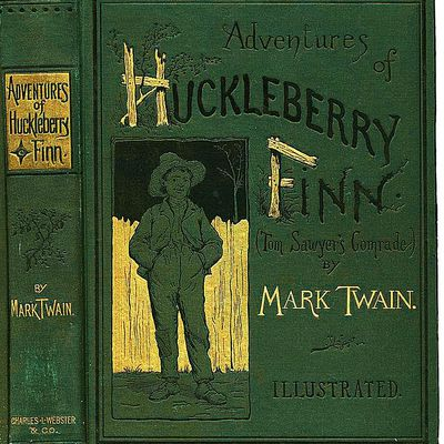 why huck finn should not be banned The adventures of huckleberry finn were never banned  huck not only itched but scratched, and that he said sweat when he should have said perspiration.