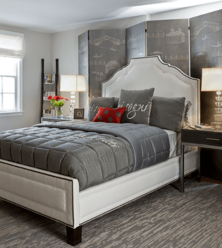 Romantic gray bedroom. Gray Bedroom Ideas  Great Tips and Ideas