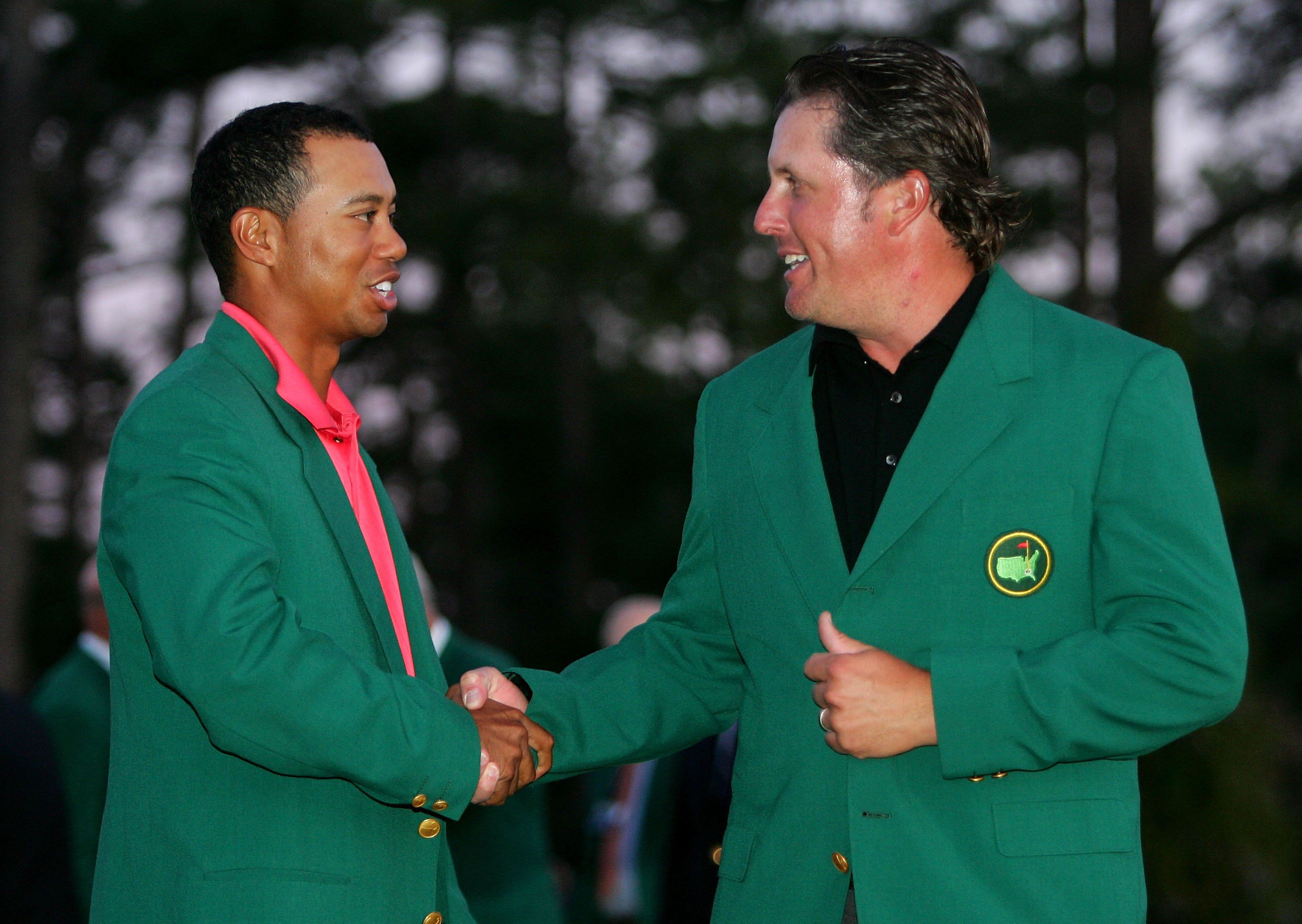 Why Is A Green Jacket Presented to the Masters Winner?