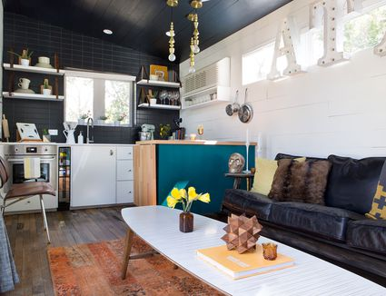 decorating small spaces 7 outdated rules you can break - Interior Design Ideas Small Spaces
