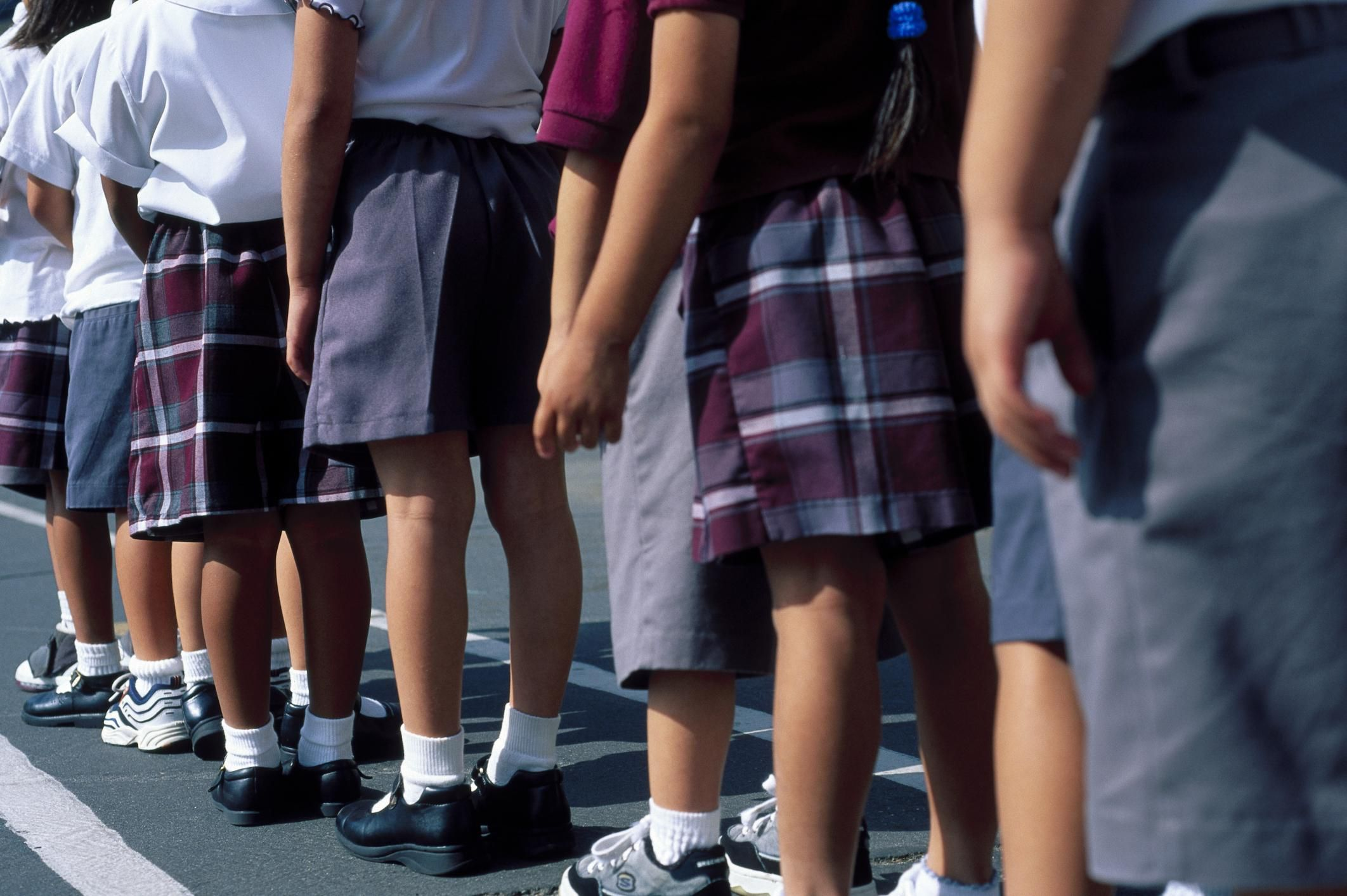 against uniforms Though public school uniform use is not widespread, it is growing the question of what students should wear to school rouses strong feelings on both sides here are some arguments for and against the use of school uniforms.
