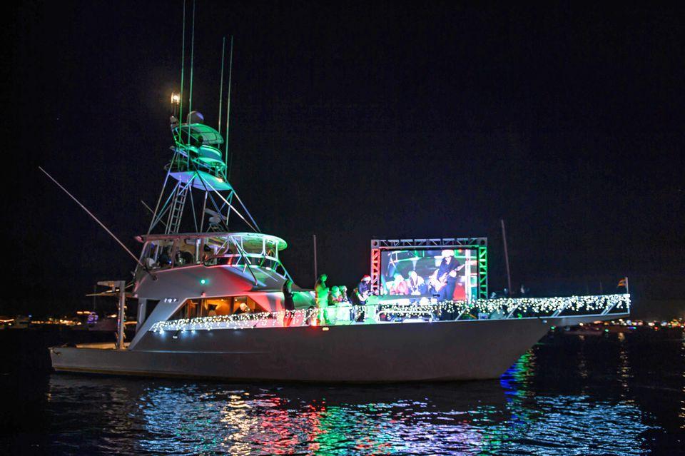 Newport Beach Christmas Boat Parade Viewer Guide