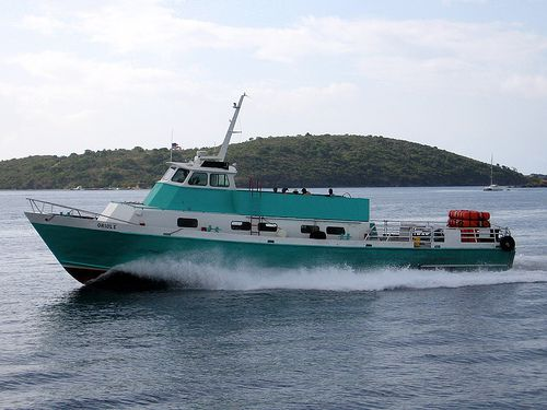 Air Travel To St John Us Virgin Islands