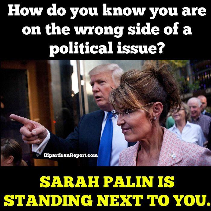 Retarded Sarah Palin memes | quickmeme  |Sarah Palin Meme