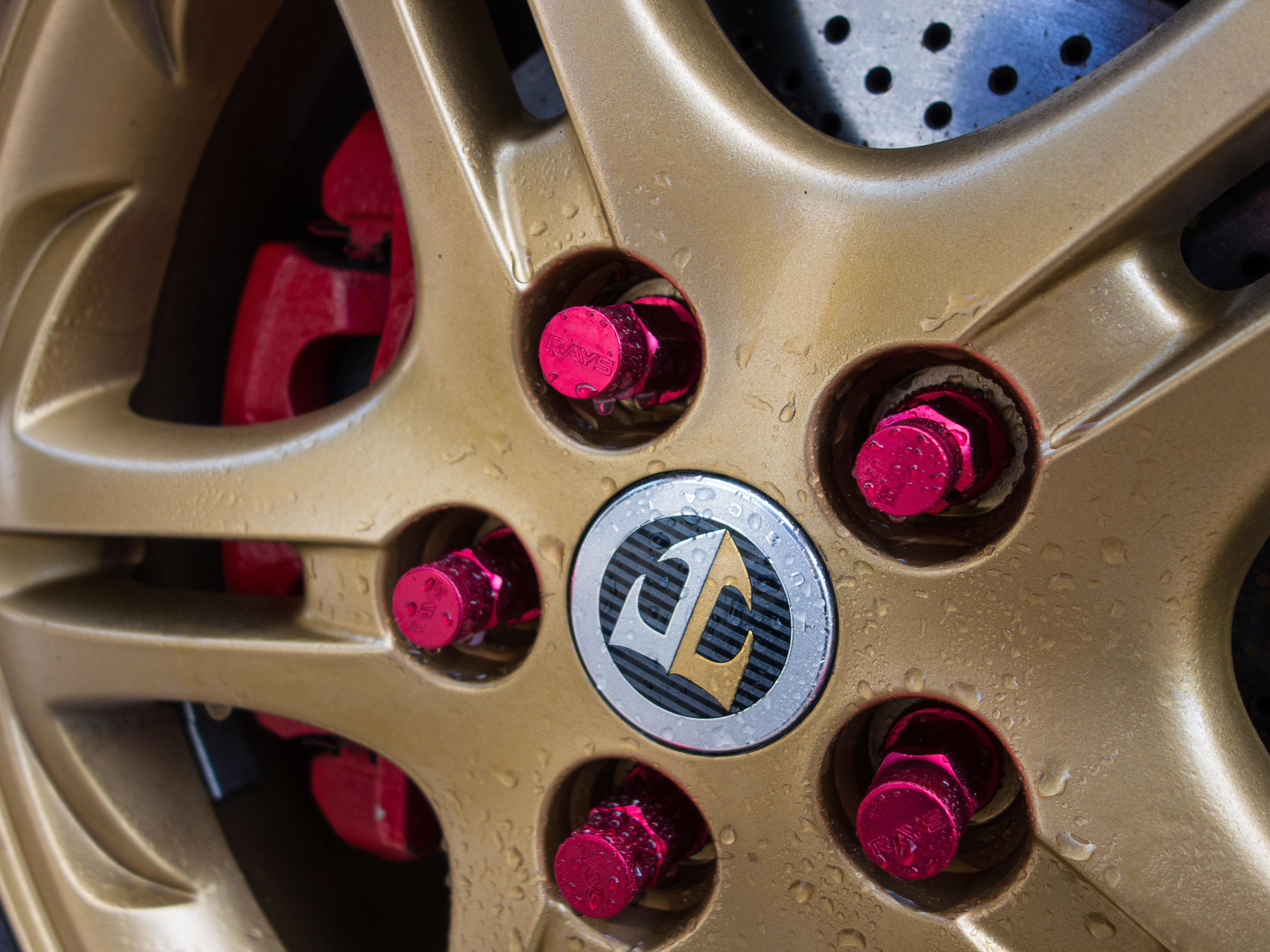Finding Your Wheels Bolt Pattern