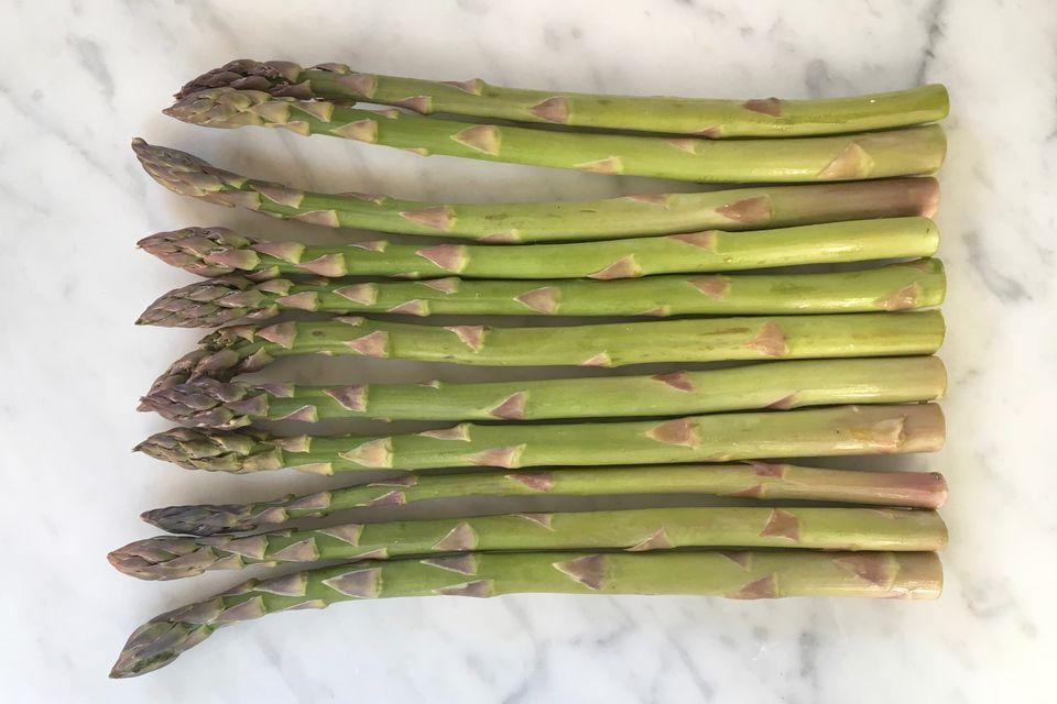 Asparagus to Peel