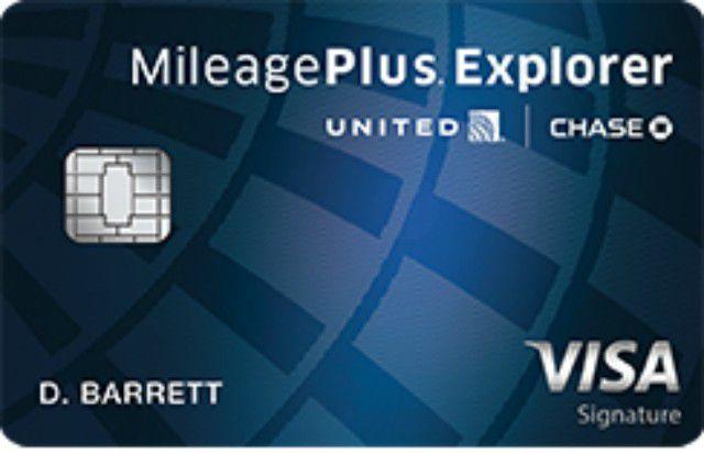 Chase United MileagePlus Explorer Card
