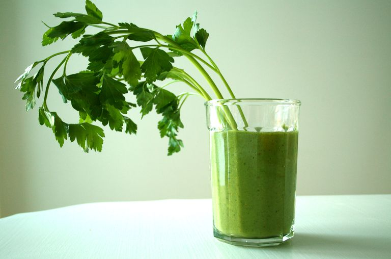 Detox diets and juice cleanses