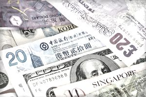 dollar value in foreign currency