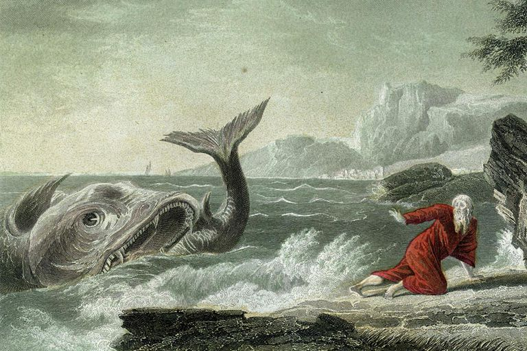Image result for the prophet jonah
