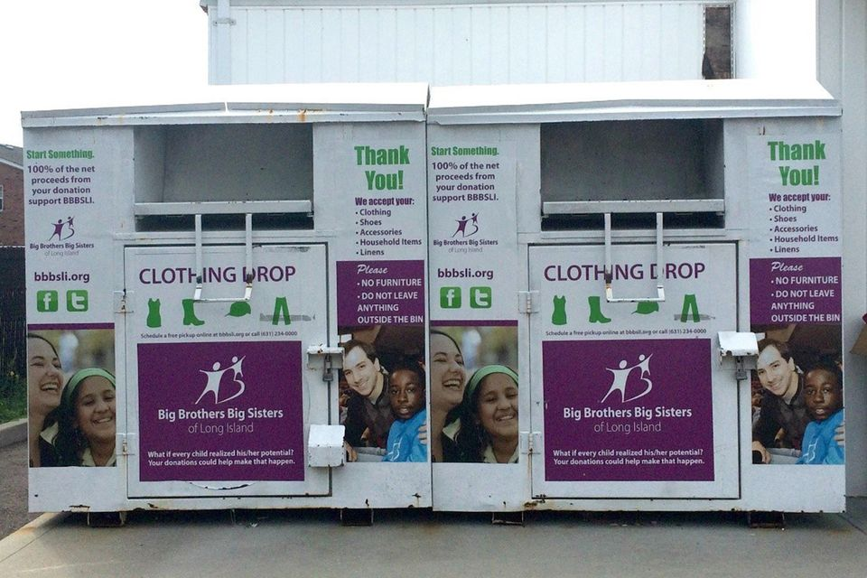 Where To Donate Clothing On Long Island New York
