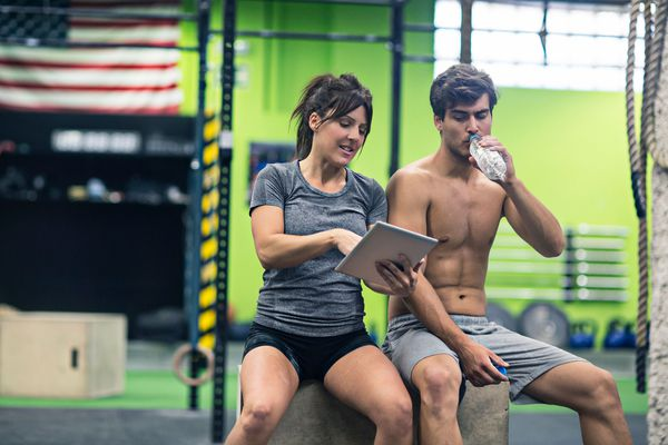 CrossFit Apps