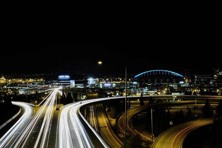 Jose Rizal Bridge (2015) - Slow Shutter Cam