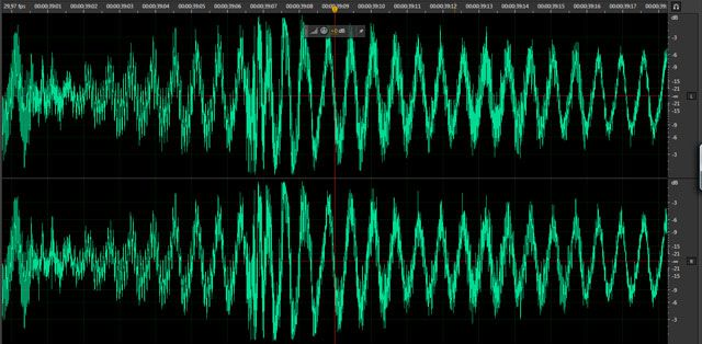Gráfica de sonido