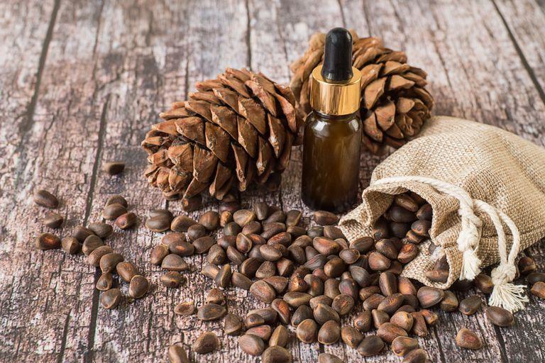 Cedar essential oil