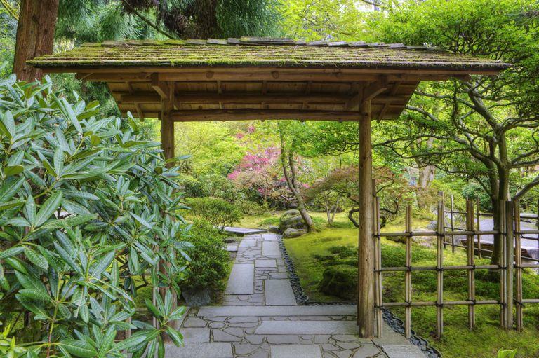 Jardines de jap n for Charcas de jardin