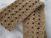 """""""Forget the Scarf,"""" a Crocheted Scarf by Anastacia Knits Designs"""