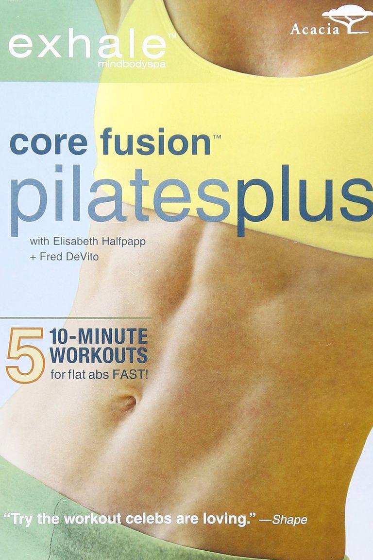 Exhale: Core Fusion Pilates Plus.