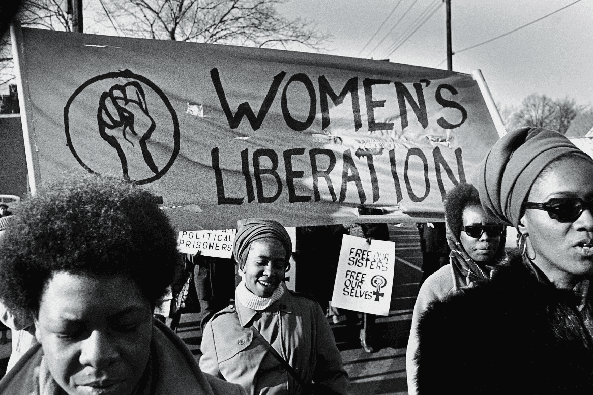 womens fight for freedom and discrimination