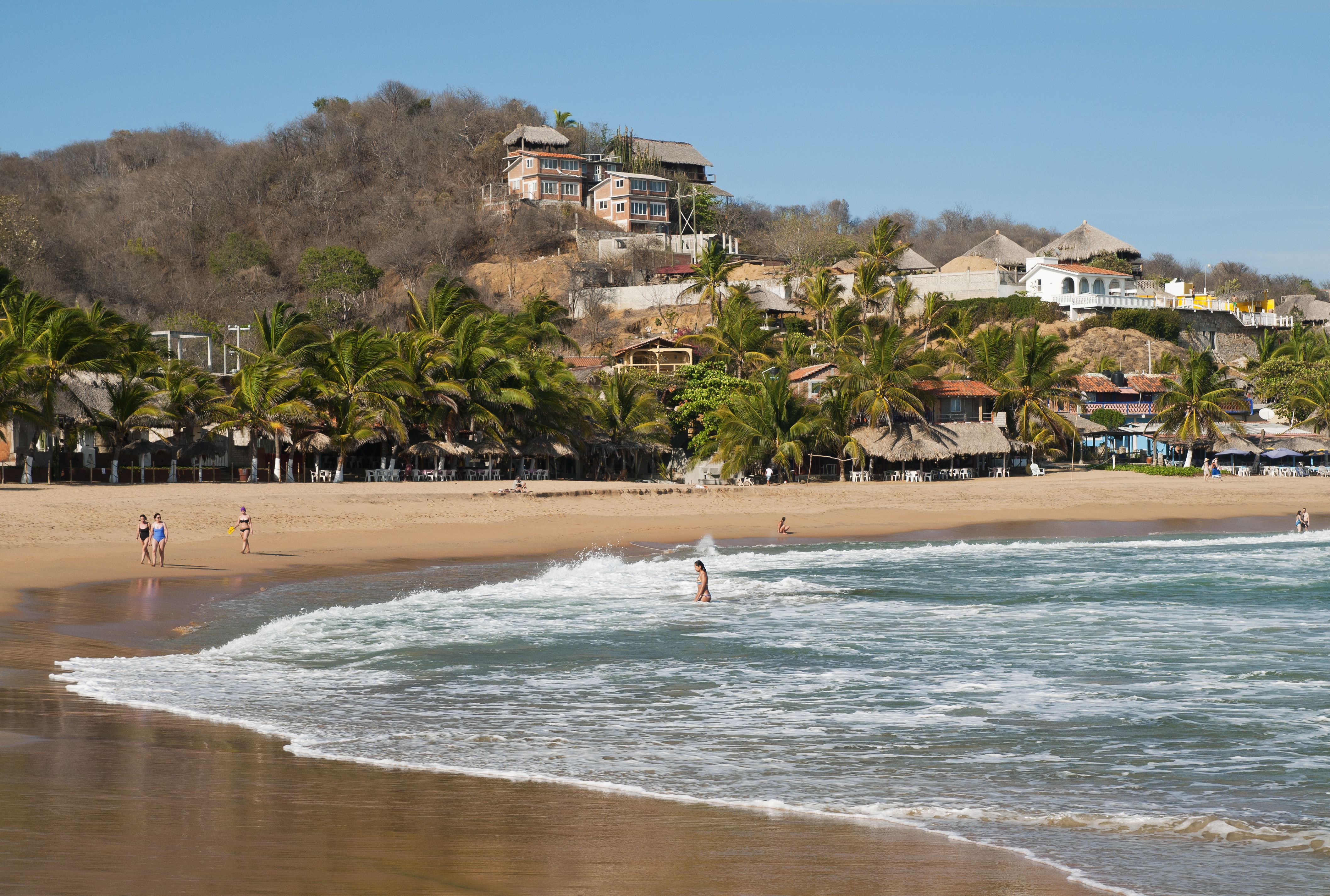 San Agustinillo Hotels