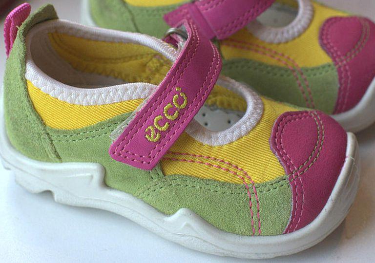 Baby Ecco footwear