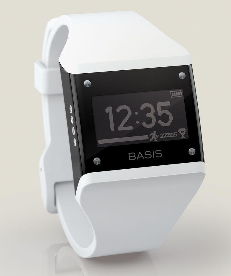 Basis Health Tracker Watch