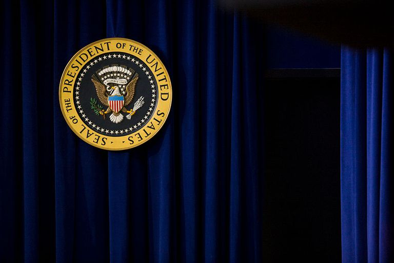 USA - Politics - Presidential Seal