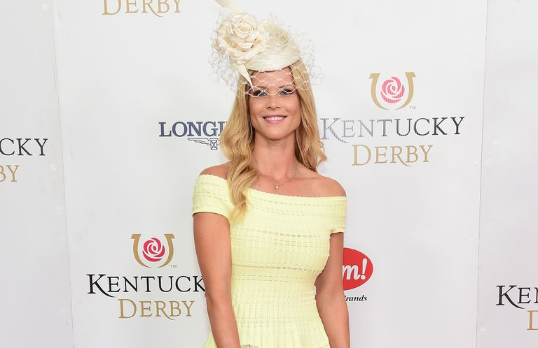Elin Nordegren attends the 142nd Kentucky Derby at Churchill Downs on May 07, 2016 in Louisville, Kentucky