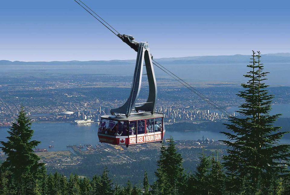 Guide To Grouse Mountain In Vancouver BC