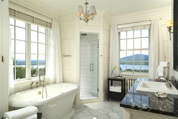 Bathroom Remodel Roi bathroom remodel cost - minimum and medium level remodels