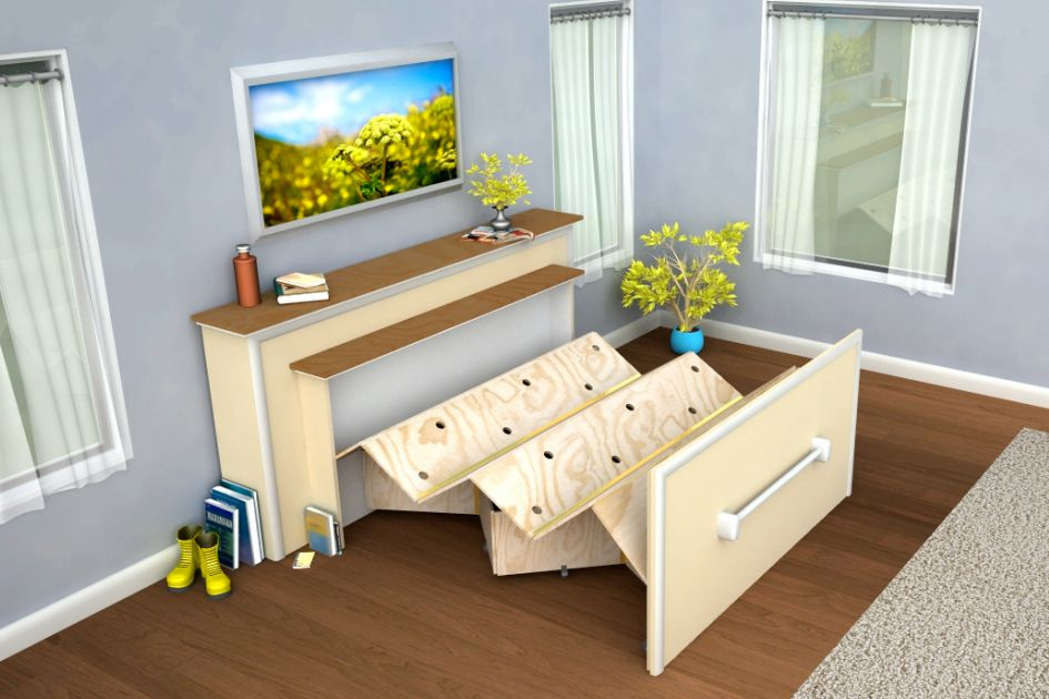Roll-Out-Bed-Faux-Murphy-Bed