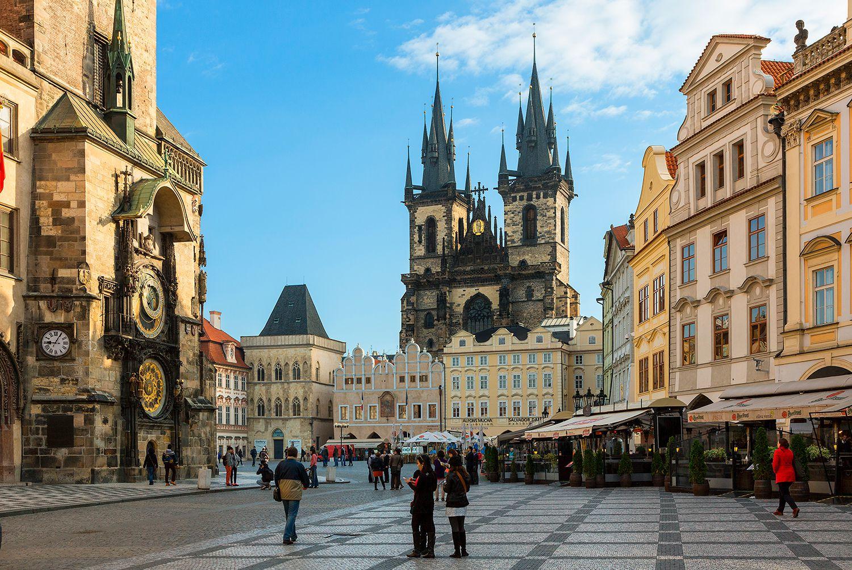 Reasons To Visit Prague In November