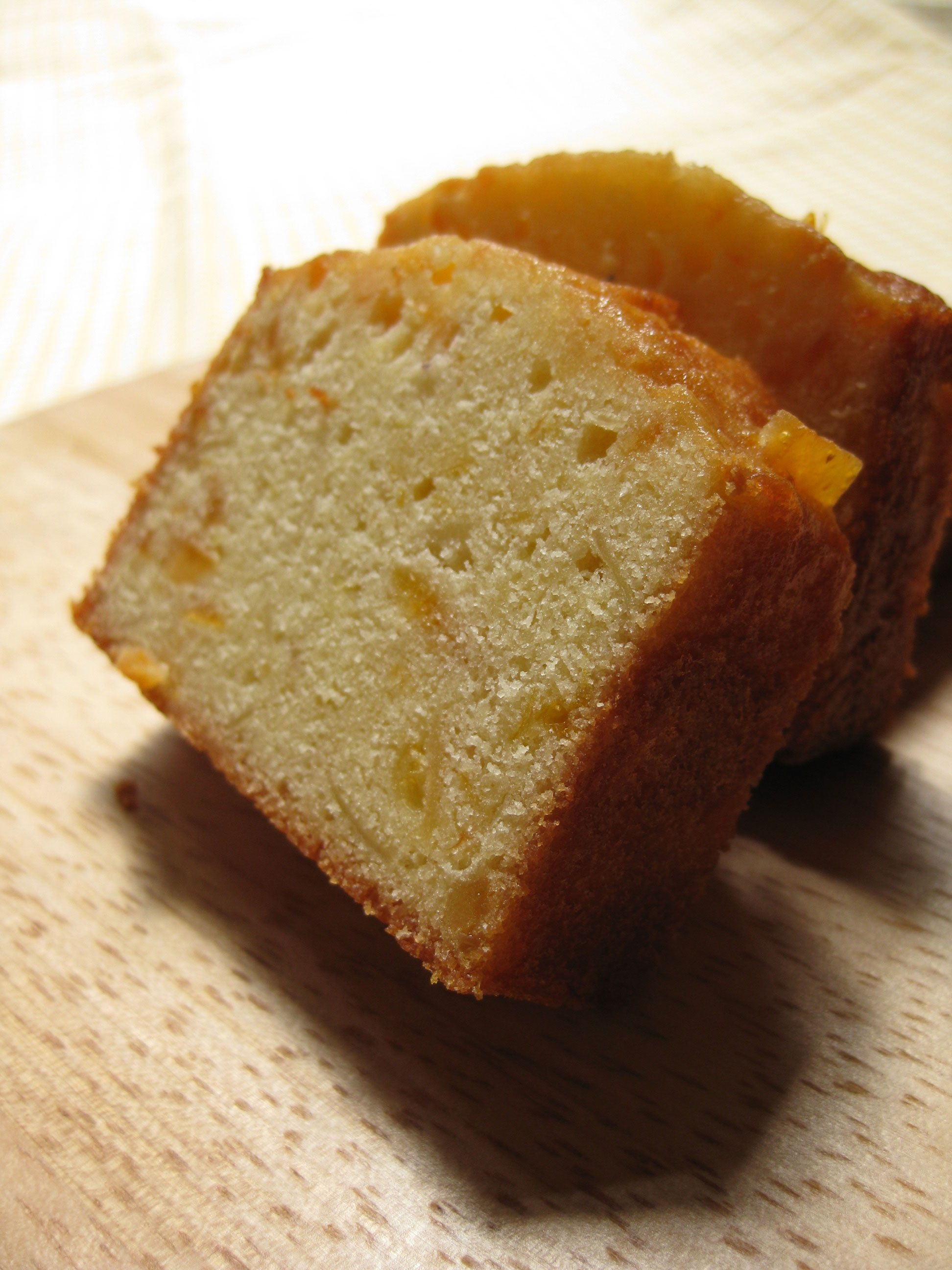 French pound cake recipe for Decoration quatre quart