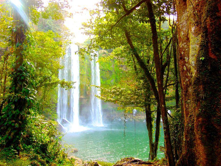 Cascada Misol-HA