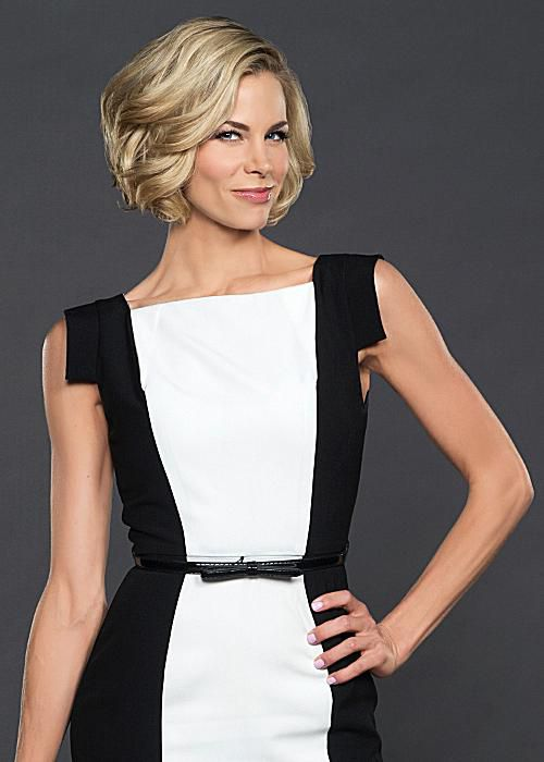 Brooke Burns host of the chase