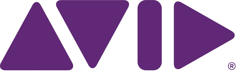 Screenshot of the Avid logo