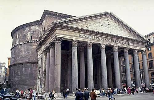 Roman Architecture Pantheon pantheon in rome - history and architecture