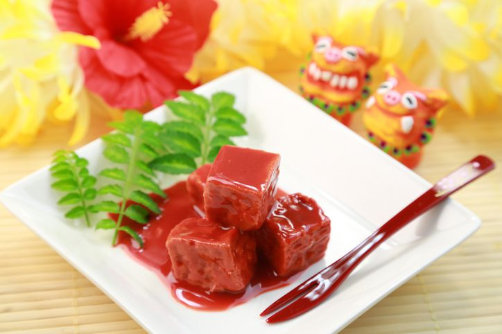 Red Fermented Tofu information
