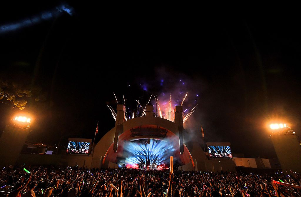 Hollywood Bowl Concerts >> Outdoor Summer Concerts Around Los Angeles in 2018