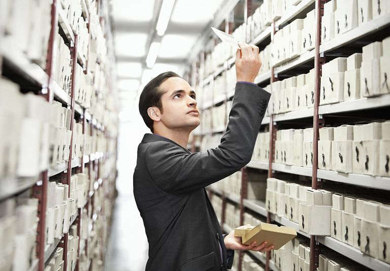 Locating records in a courthouse or archive is much easier with some advanced planning!