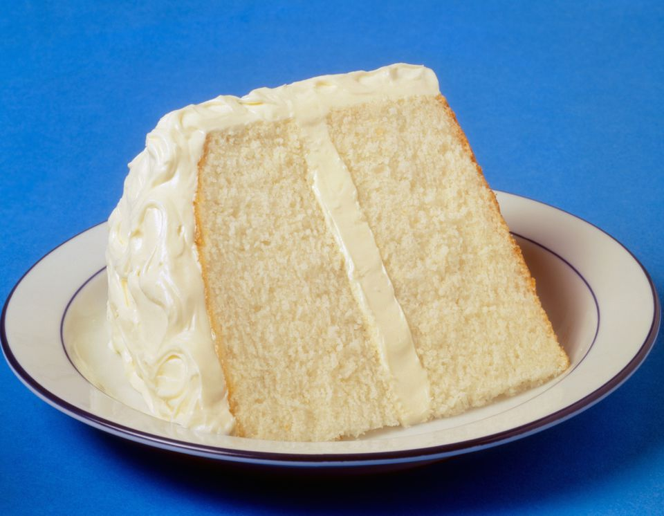 Vanilla Cake With Egg Replacer