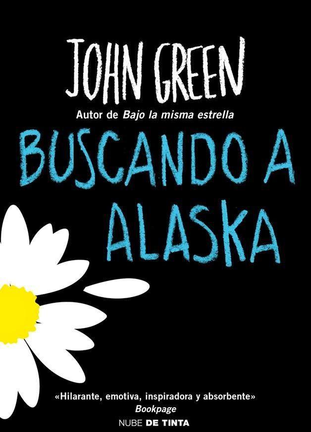 Buscando a Alaska de John Green novela juvenil