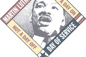 Logo for MLK Day