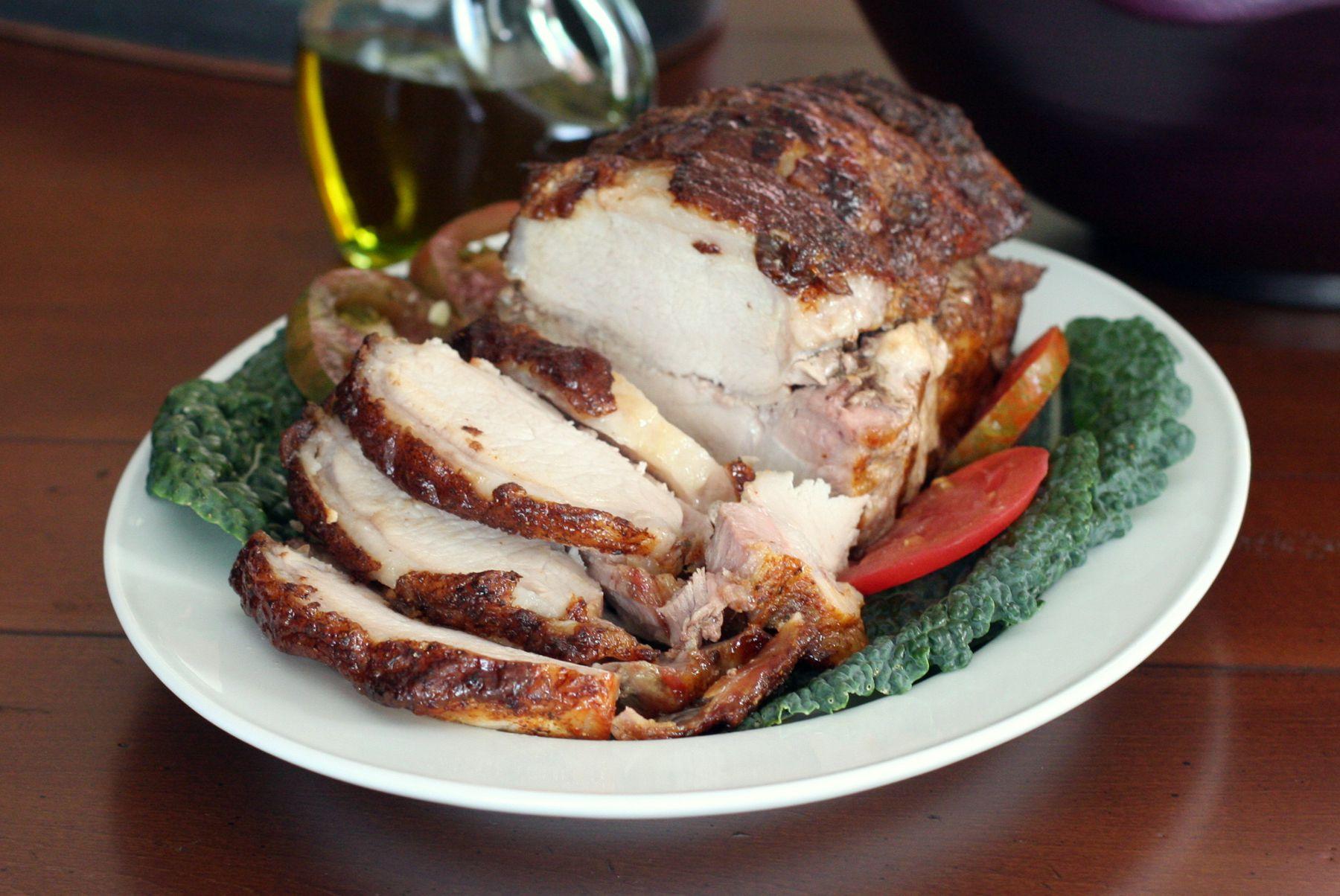 recipe: bourbon glazed pork tenderloin food network [23]