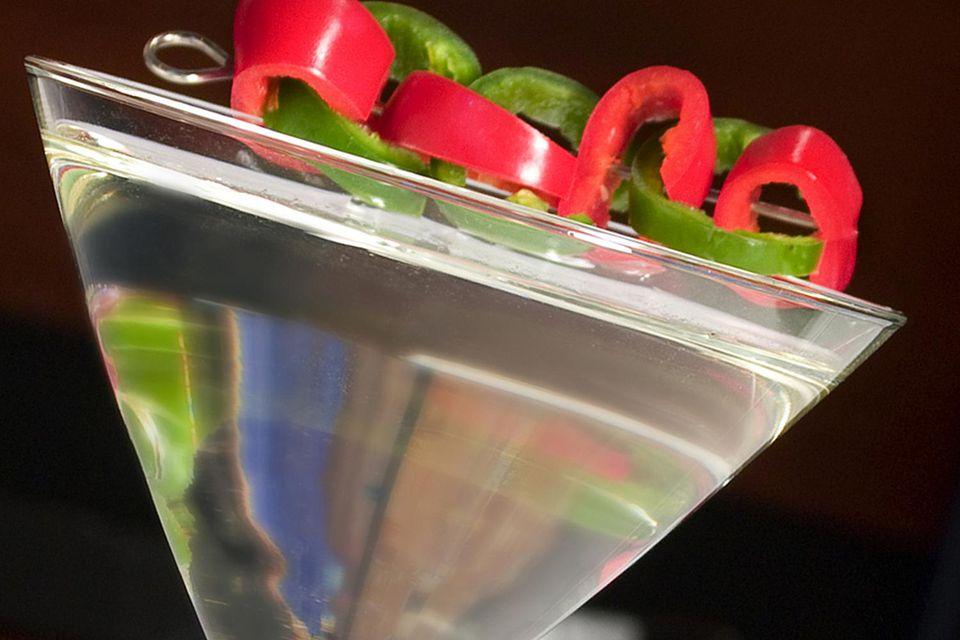 Easy Tequini Tequila Martini Cocktail Recipe