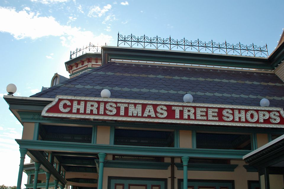 Christmas Tree Shops Hyannis Store